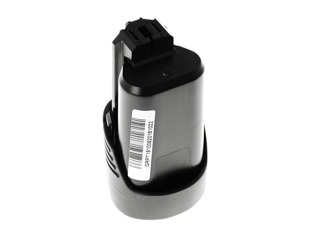 Náhradná batéria do náradia Bosch GLI 10.8V-LI GSR 10.8V-LI