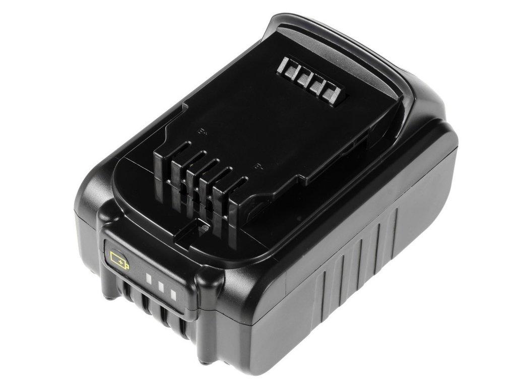 Náhradná batéria do náradia Dewalt 18V 5Ah