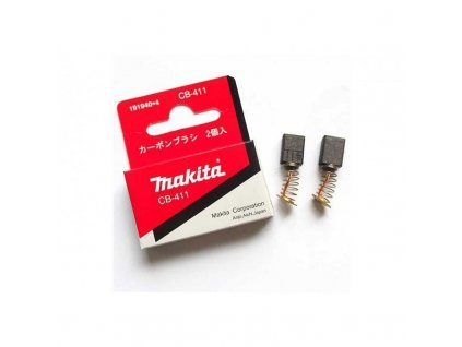 Uhlíky Makita CB-411 191940-4