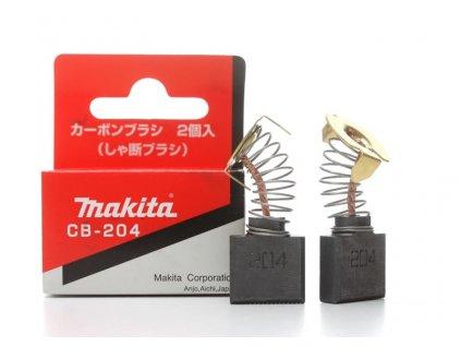 Uhlíky Makita CB-204 191957-7