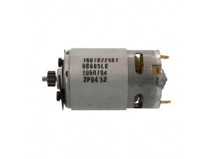 Motorček Bosch 14.4V - 18V pre GSR 18-2-LI