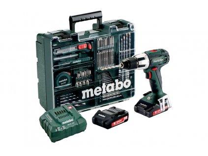 Mobilná dielňa Metabo SB 18 LT Set
