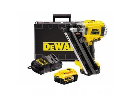 Klincovačka DeWALT DCN692P2 - 50-90mm