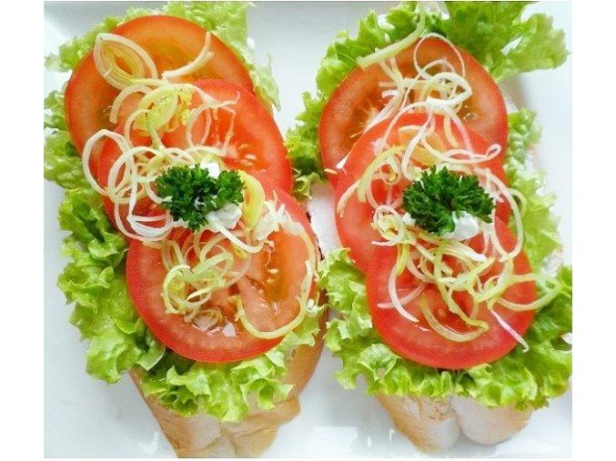 rajčatový