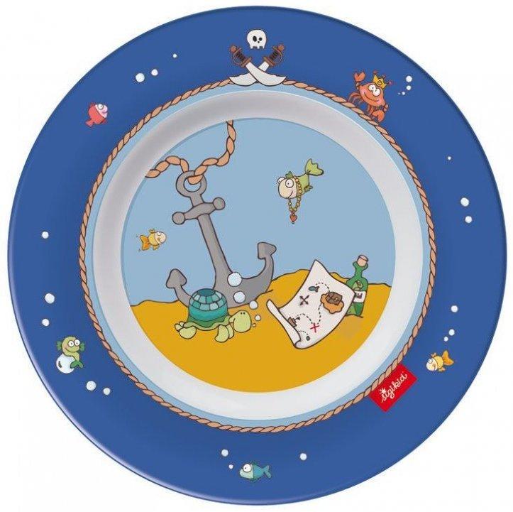 Plastové nádobí pro děti
