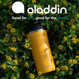 Aladdin - kvalitní nerezové termohrnky