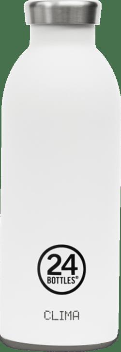 Ekologiká termoláhev 24Bottles bílá