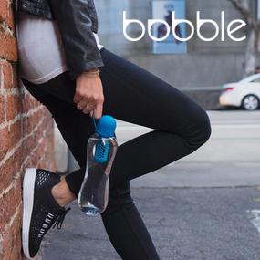 Bobble - filtrační lahve na vodu