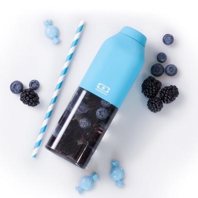 Designové plastové lahve na pití