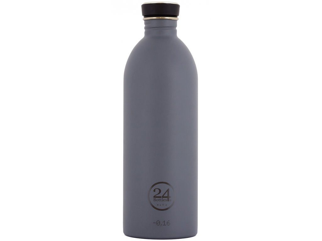 Nerezová lahev na piti Urban Bottle 1000 ml grey