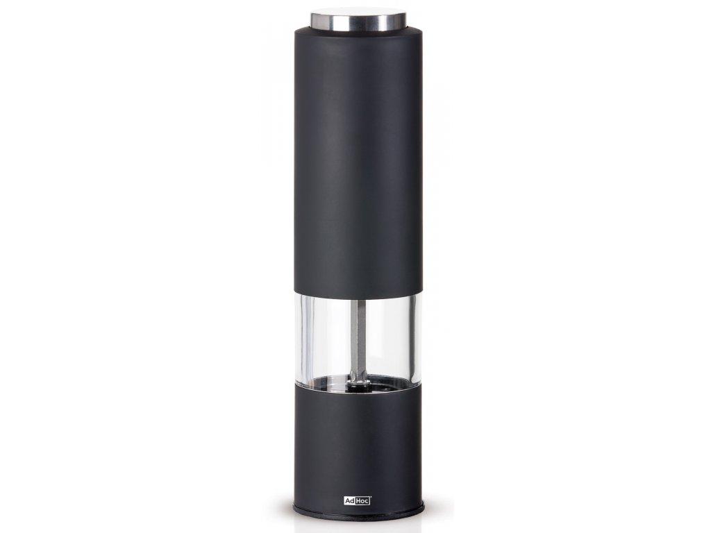 AdHoc - elektrický mlýnek TROPICA - LED světlo černý 1