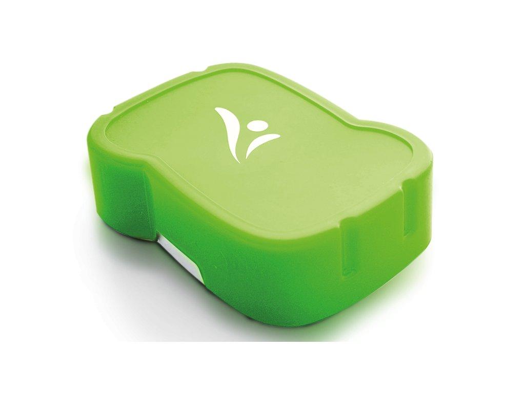 FreeWater plastový box na svačinu zelený