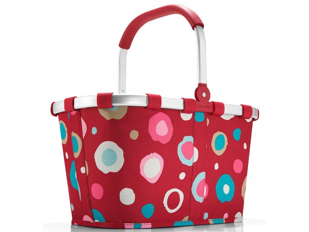 Reisenthel nákupní košík Carrybag funky dots 2 1