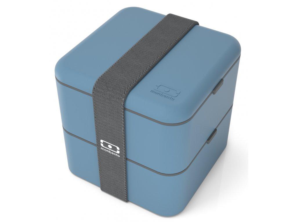 Monbento box na jídlo MB Square Denim 1