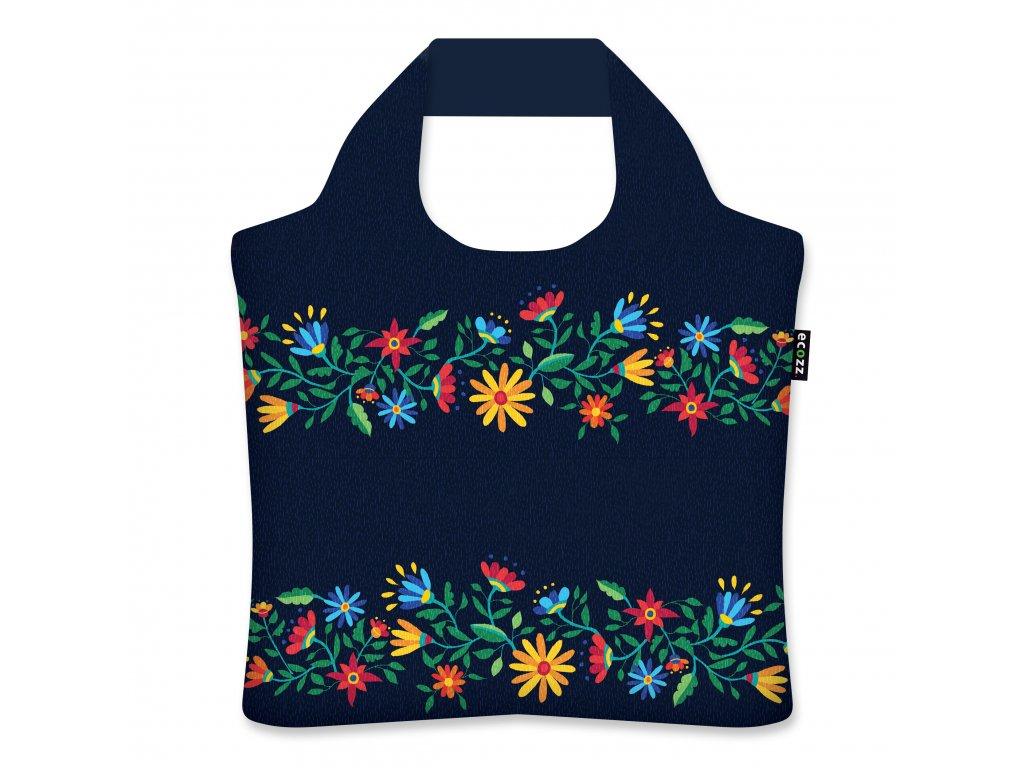 ECOZZ skládací nákupní taška Botany June 1