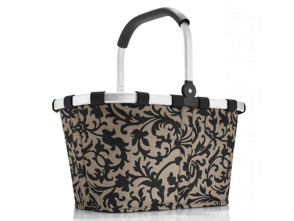 Reisenthel nákupní košík Carrybag baroque taupe 1