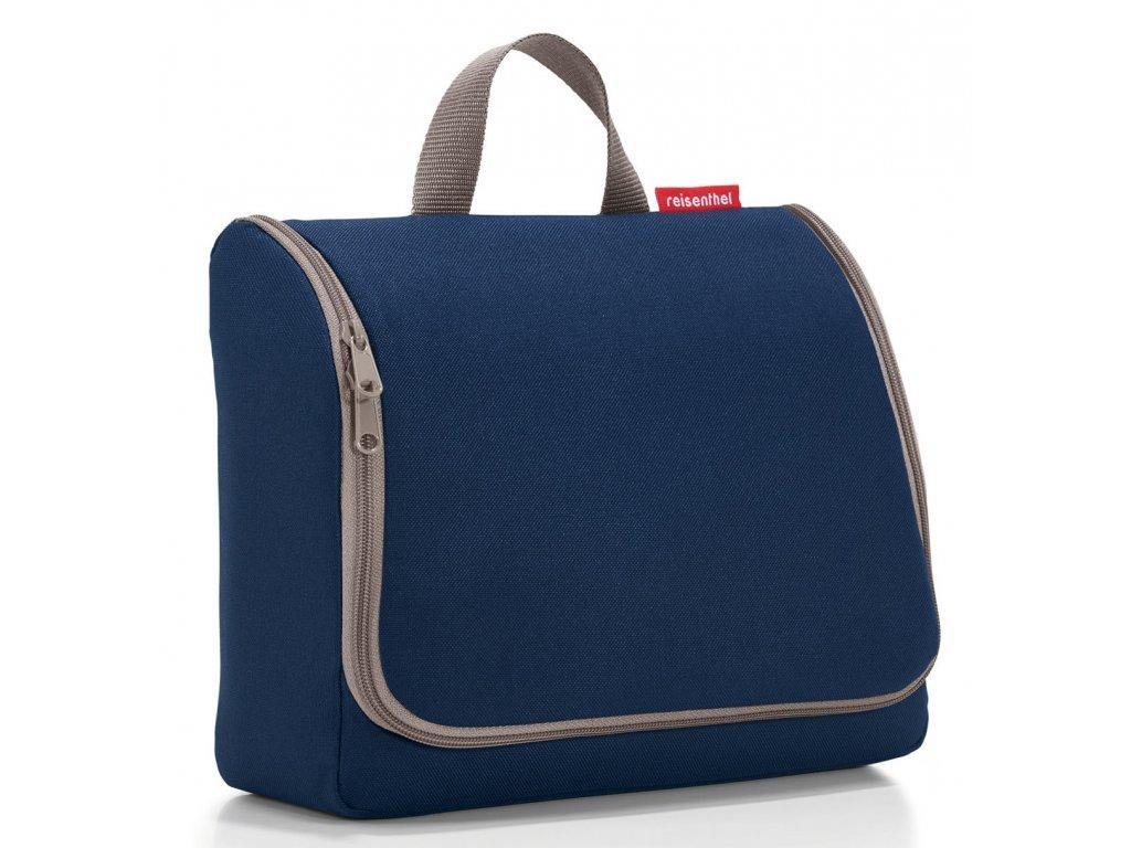 Reisenthel prostorná kosmetická taška Toiletbag XL dark blue 1