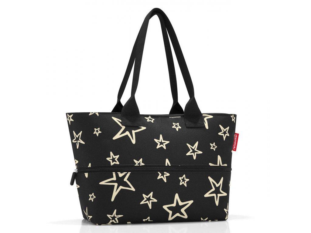 Reisenthel nákupní taška Shopper e1 stars 1