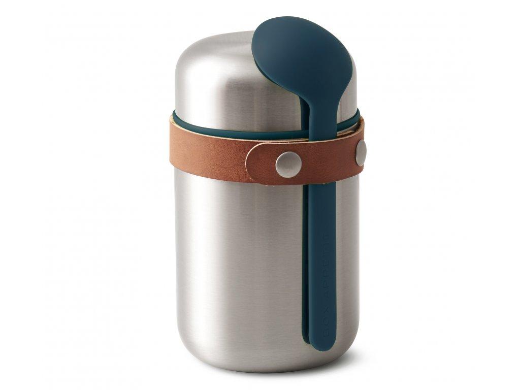 BLACK-BLUM termoska na jídlo Food Flask 400ml oceánově modrá 1