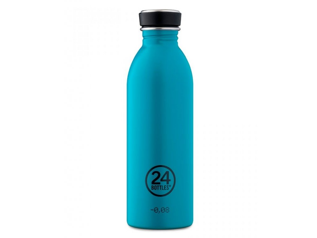 24Bottles nerezová lahev Urban Bottle 500 ml Atlantic Bay 1