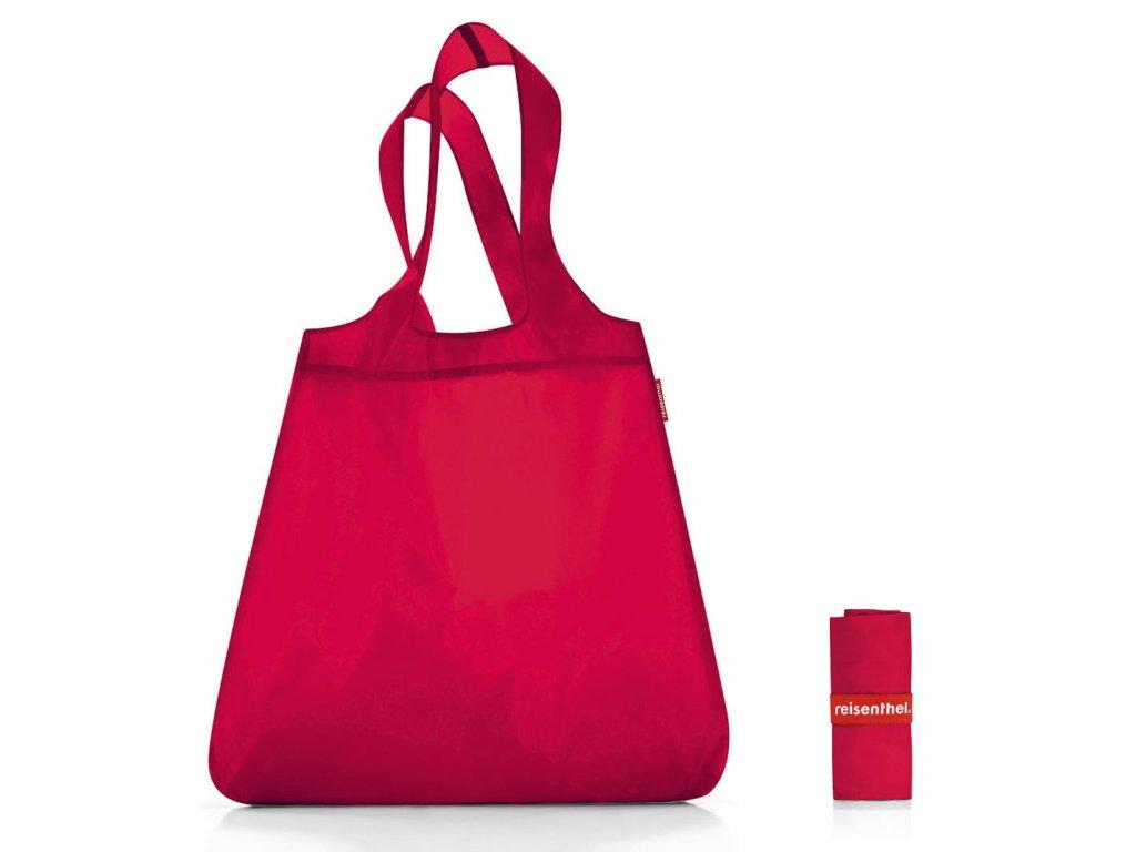 Reisenthel - skládací taška MINI MAXI SHOPPER red