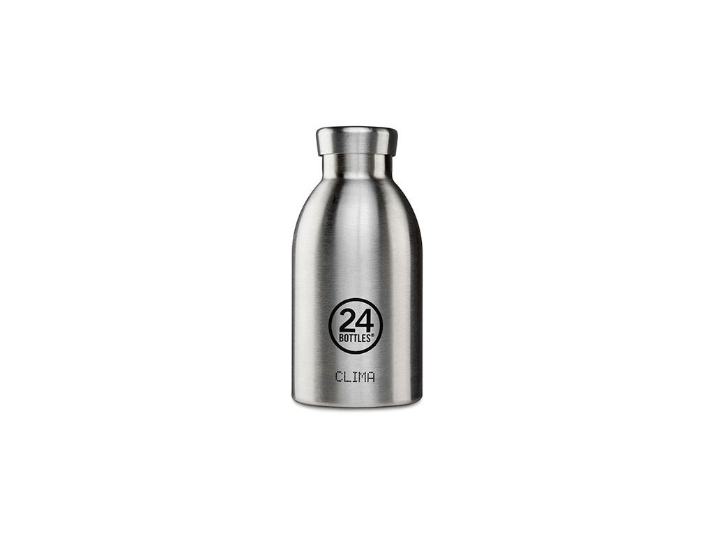 24Bottles - termolahev Clima Bottle Steel 330 ml 1