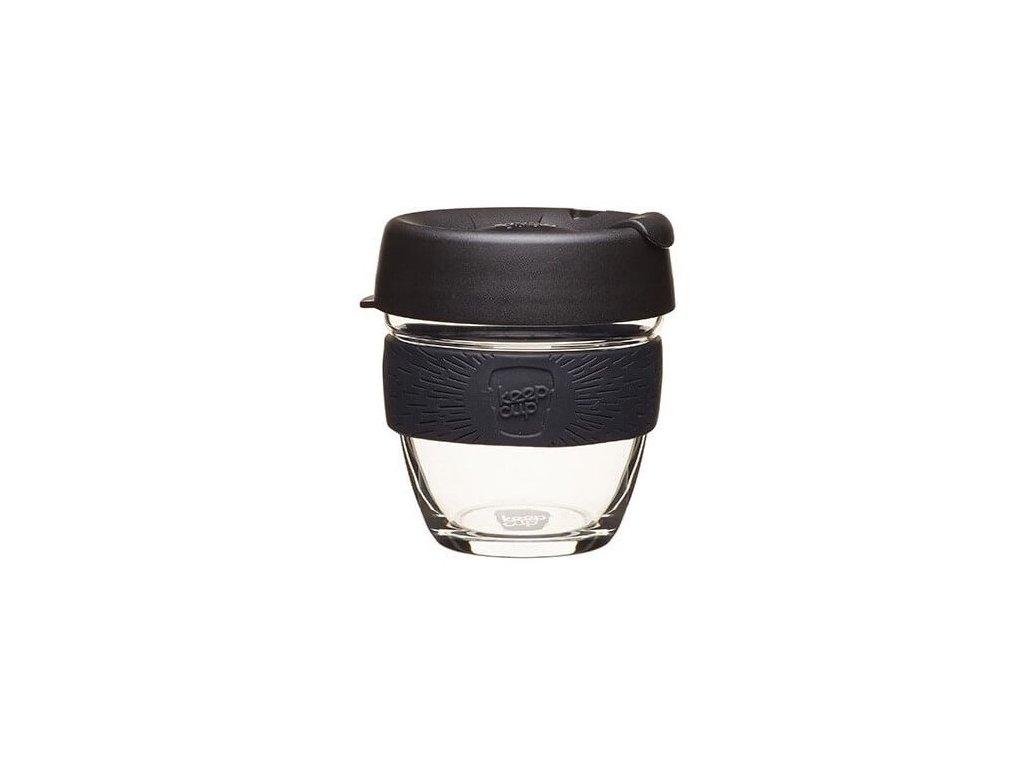 KeepCup - skleněný hrnek Brew Black Small
