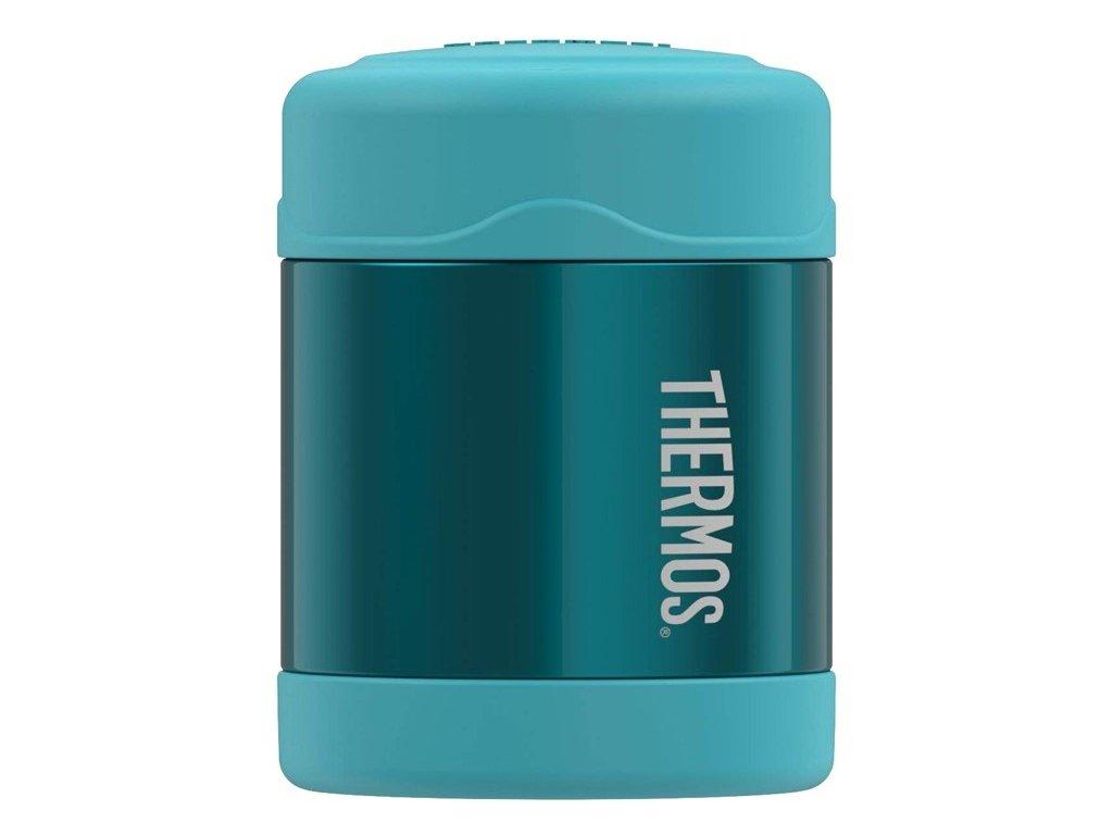 Thermos - Dětská termoska na jídlo - tyrkysová
