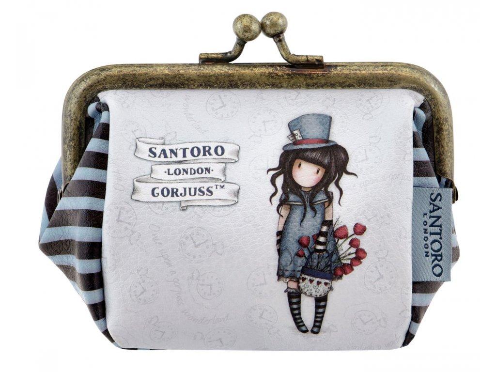 SANTORO - peněženka malá The Hatter