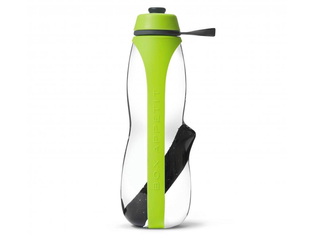 BLACK-BLUM - filtrační láhev na vodu Eau Good Duo 700 ml zelená