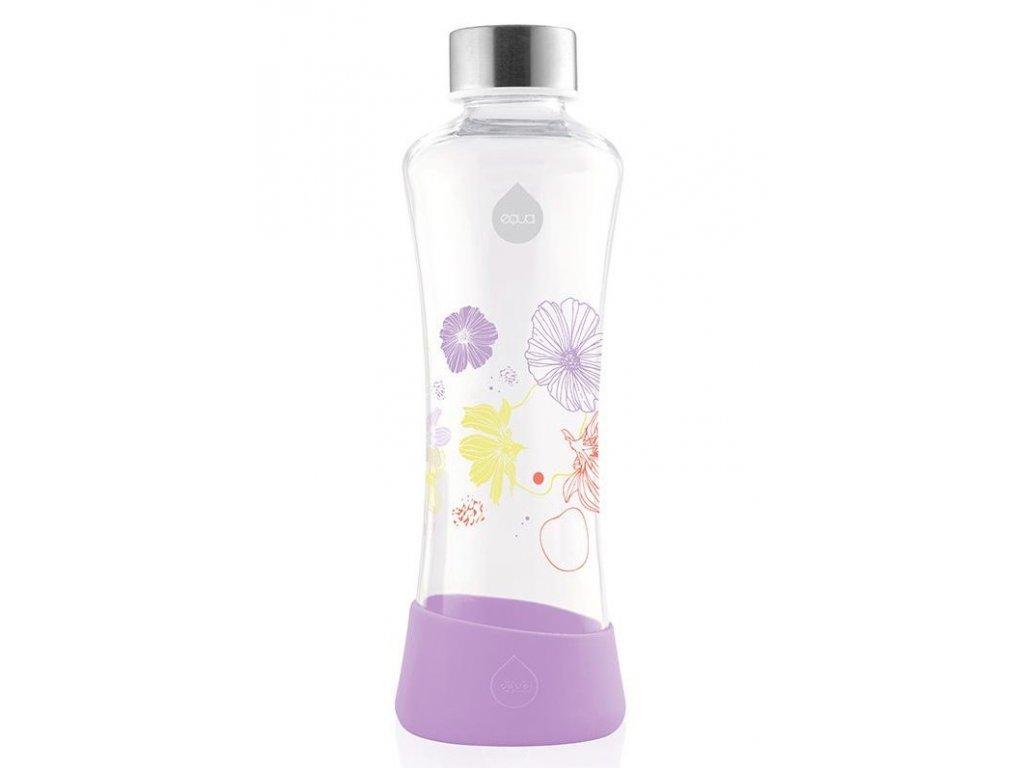 EQUA skleněná láhev na pití Lily 550 ml - 1