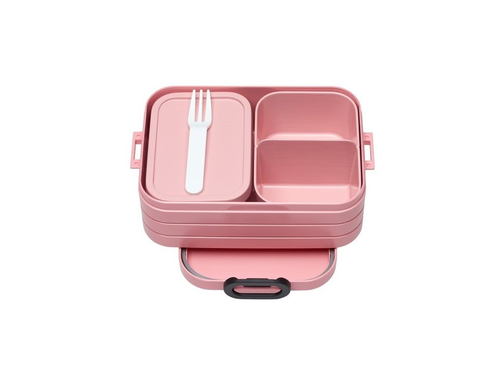 Mepal svačinový box Bento lunch box nordic pink