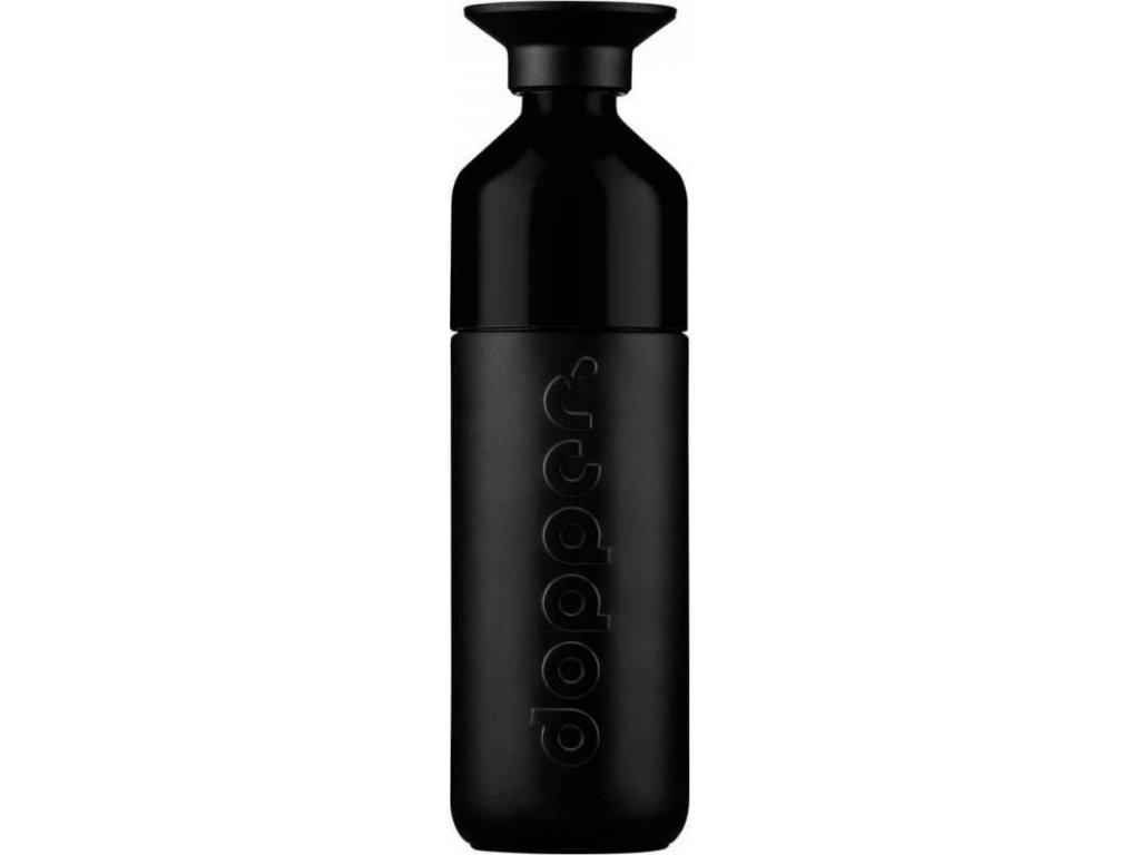 černá termoska Dopper pro muže 580 ml