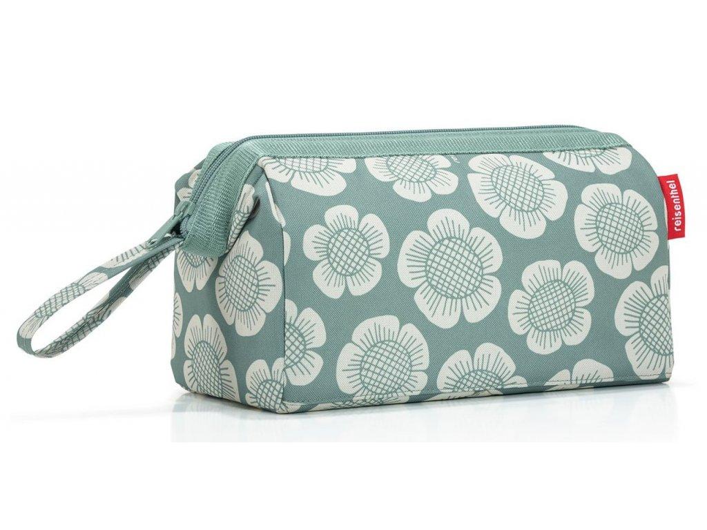 Reisenthel kosmetická taška Travelcosmetic bloomy 1