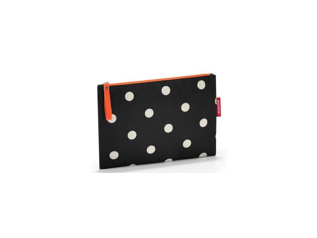 Cestovní kosmetická taška Reisenthel Case 1 mixed dots - 1