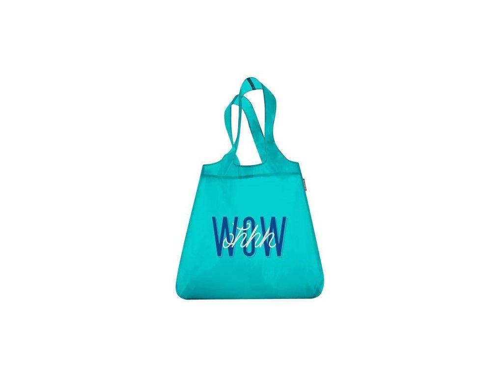 Reisenthel skládací nákupní taška MINI MAXI SHOPPER oh wow - 1