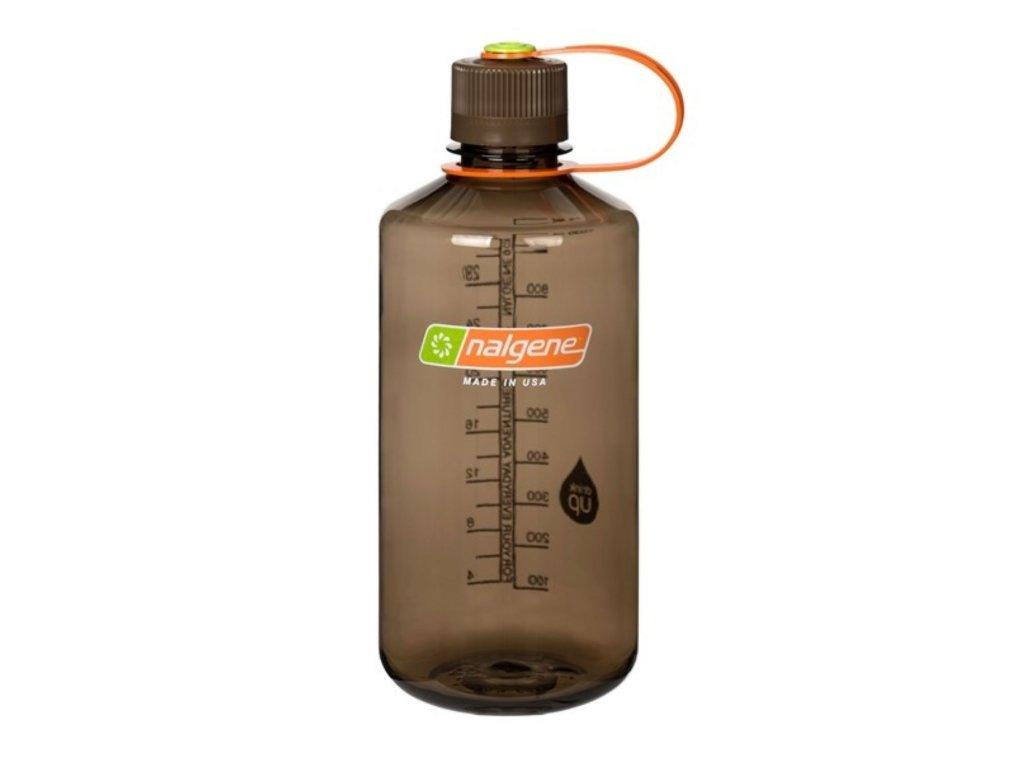 NALGENE - láhev na pití Narrow Mouth 1000 ml Woodsman
