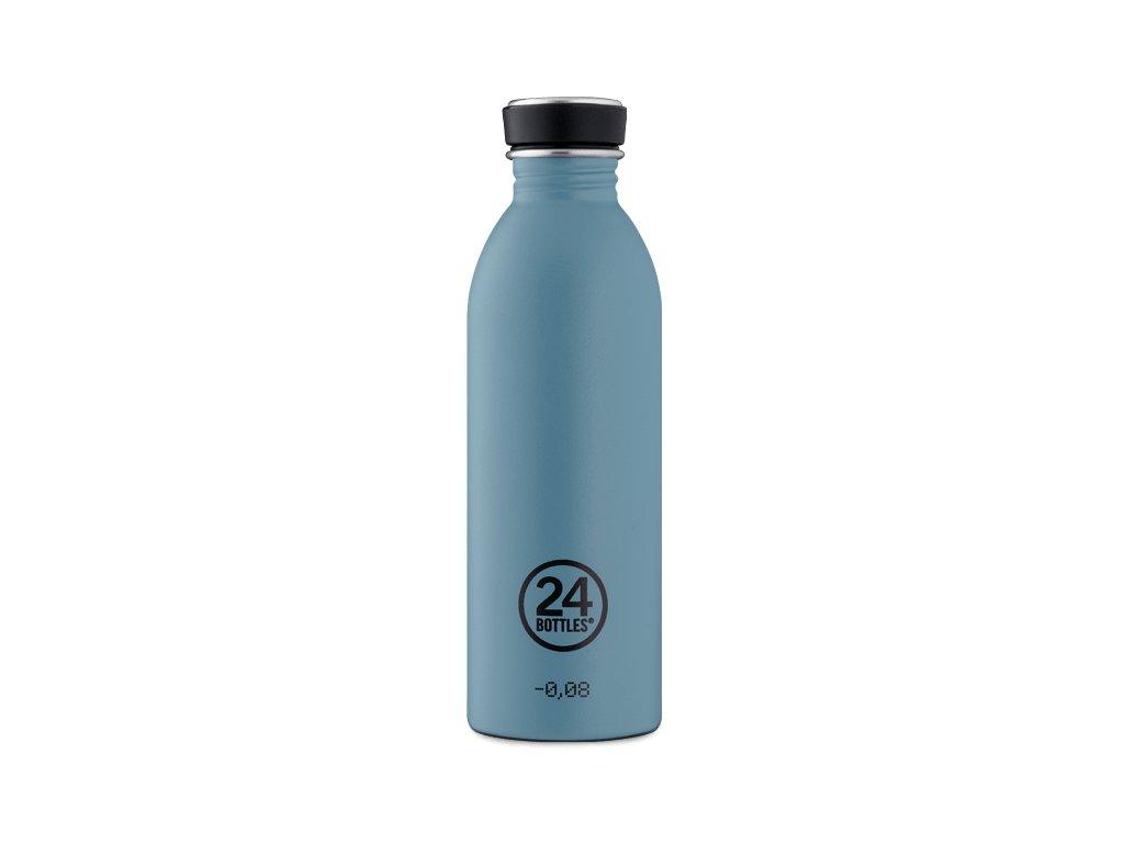 24Bottles nerezová láhev na vodu Urban Bottle 500 ml Powder Blue 1