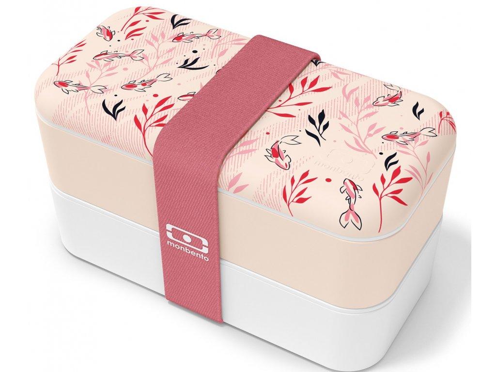 Monbento Bento dělený box na jídlo MB Original Ambition 1
