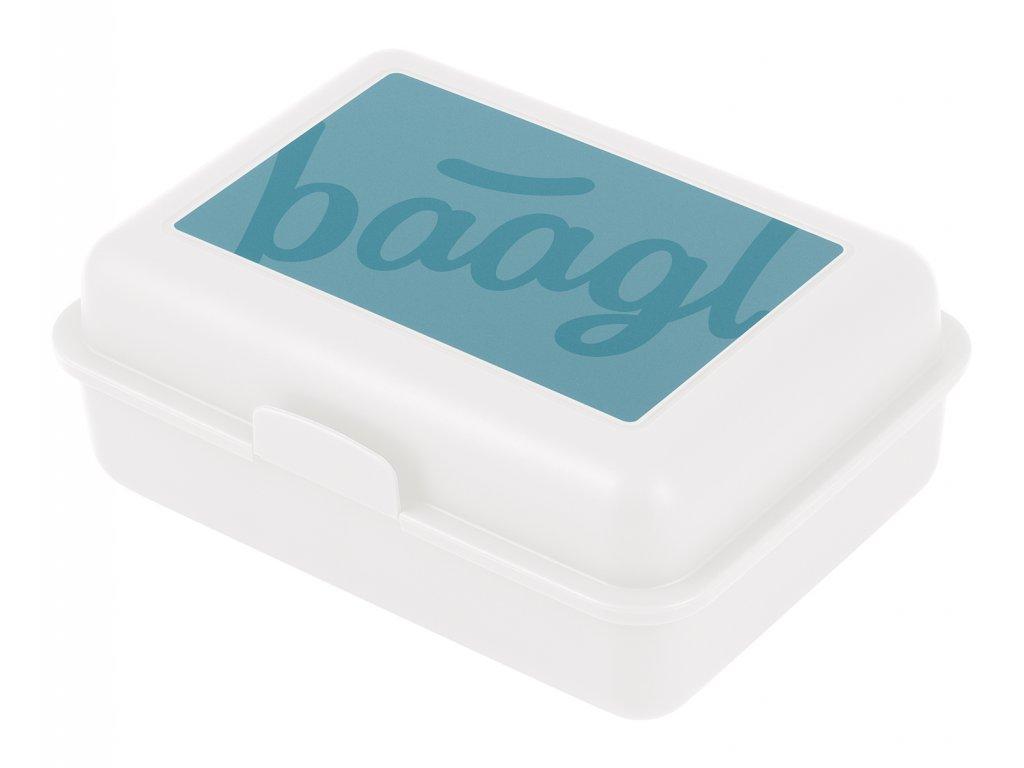 Baagl krabička na svačinu Logo transparentní 1