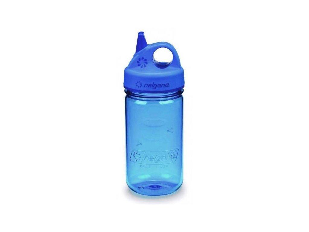 NALGENE dětská láhev Grip'n Gulp350 ml Blue 1