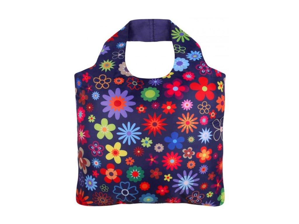 ECOZZ skládací nákupní taška Crazy 1