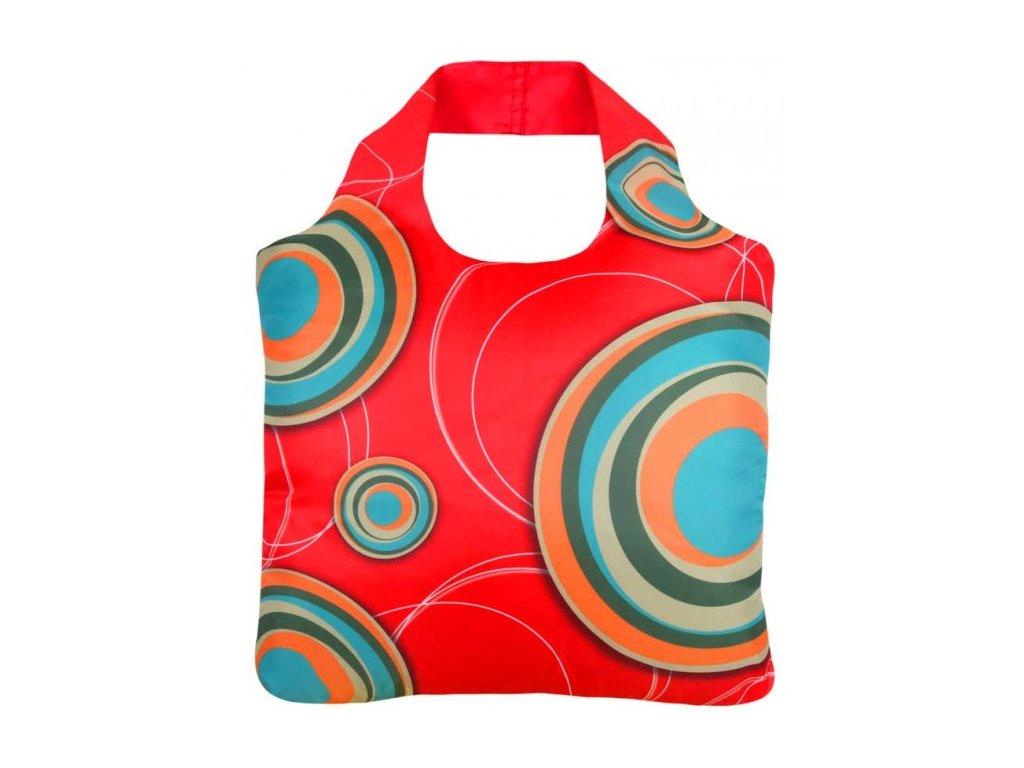 ECOZZ skládací nákupní taška Crazy 3