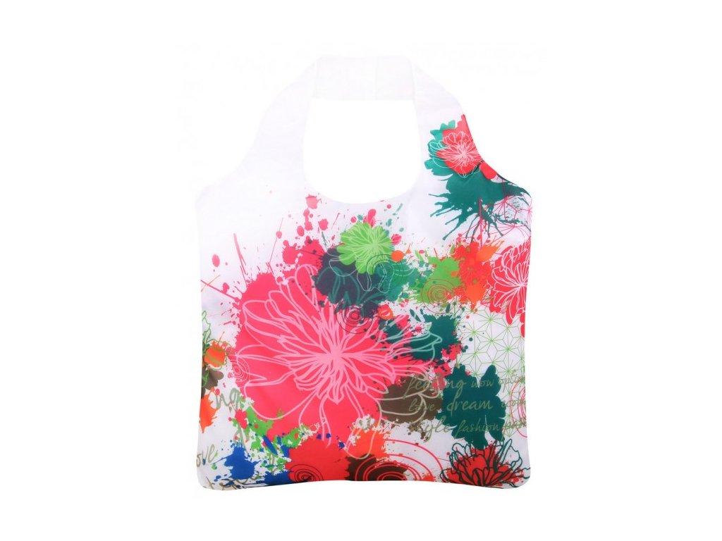 ECOZZ skládací nákupní taška Splash 1