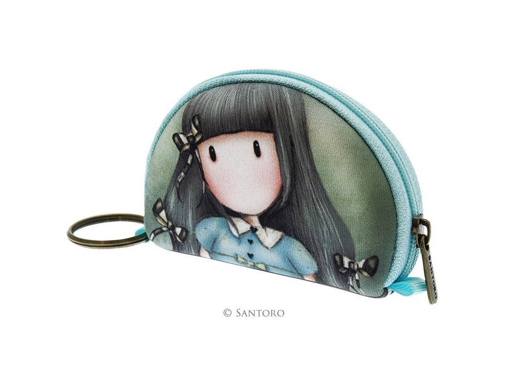 SANTORO - pouzdro/peněženka FORGET ME NOT