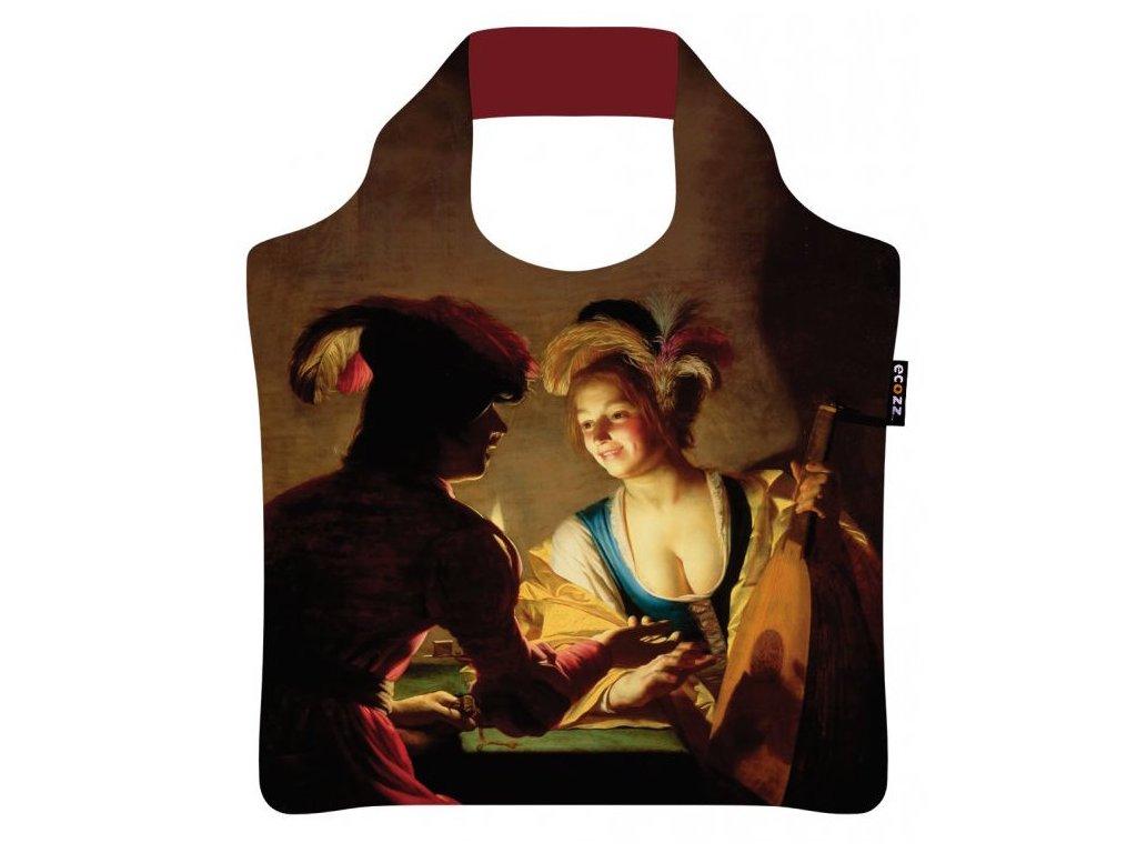 ECOZZ nákupní taška The Matchmaker