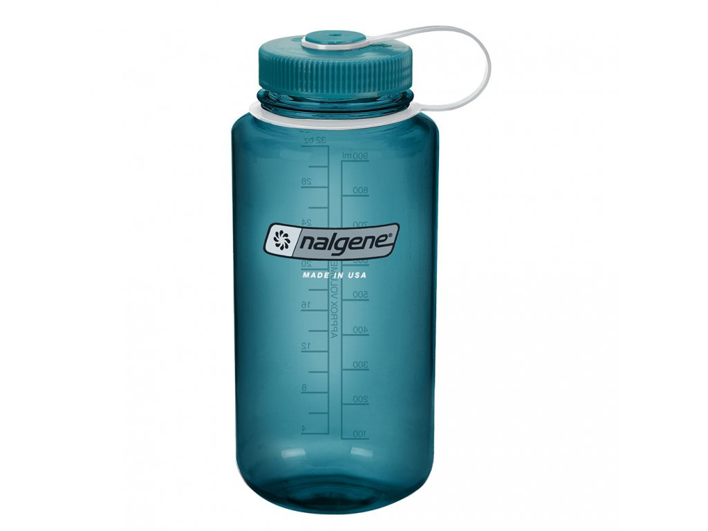 NALGENE - láhev na pití Wide Mouth 1000 ml Cadet
