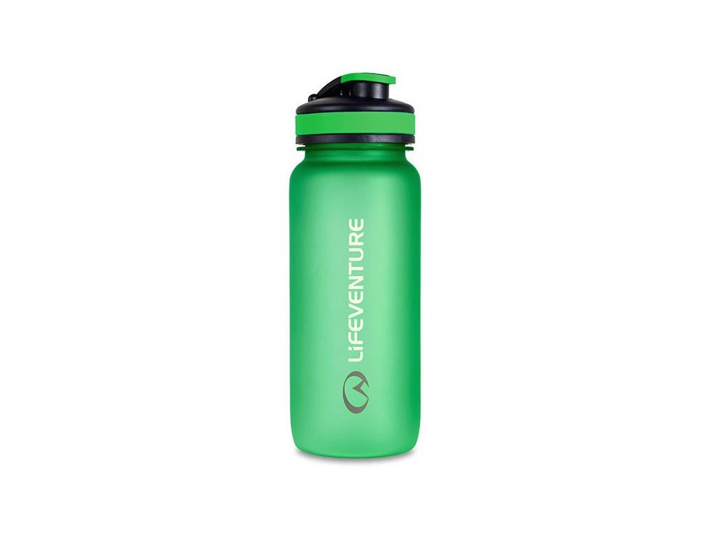 Lifeventure lahev na vodu Tritan Bottle 650ml Green