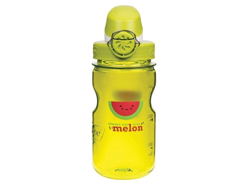 NALGENE - dětská láhev On The Fly 350 ml Melon