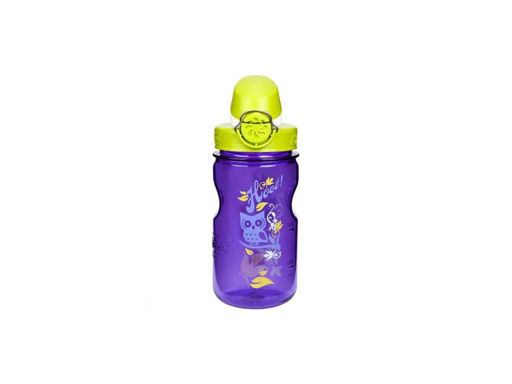 NALGENE - dětská láhev On The Fly 375 ml Purple Hoot